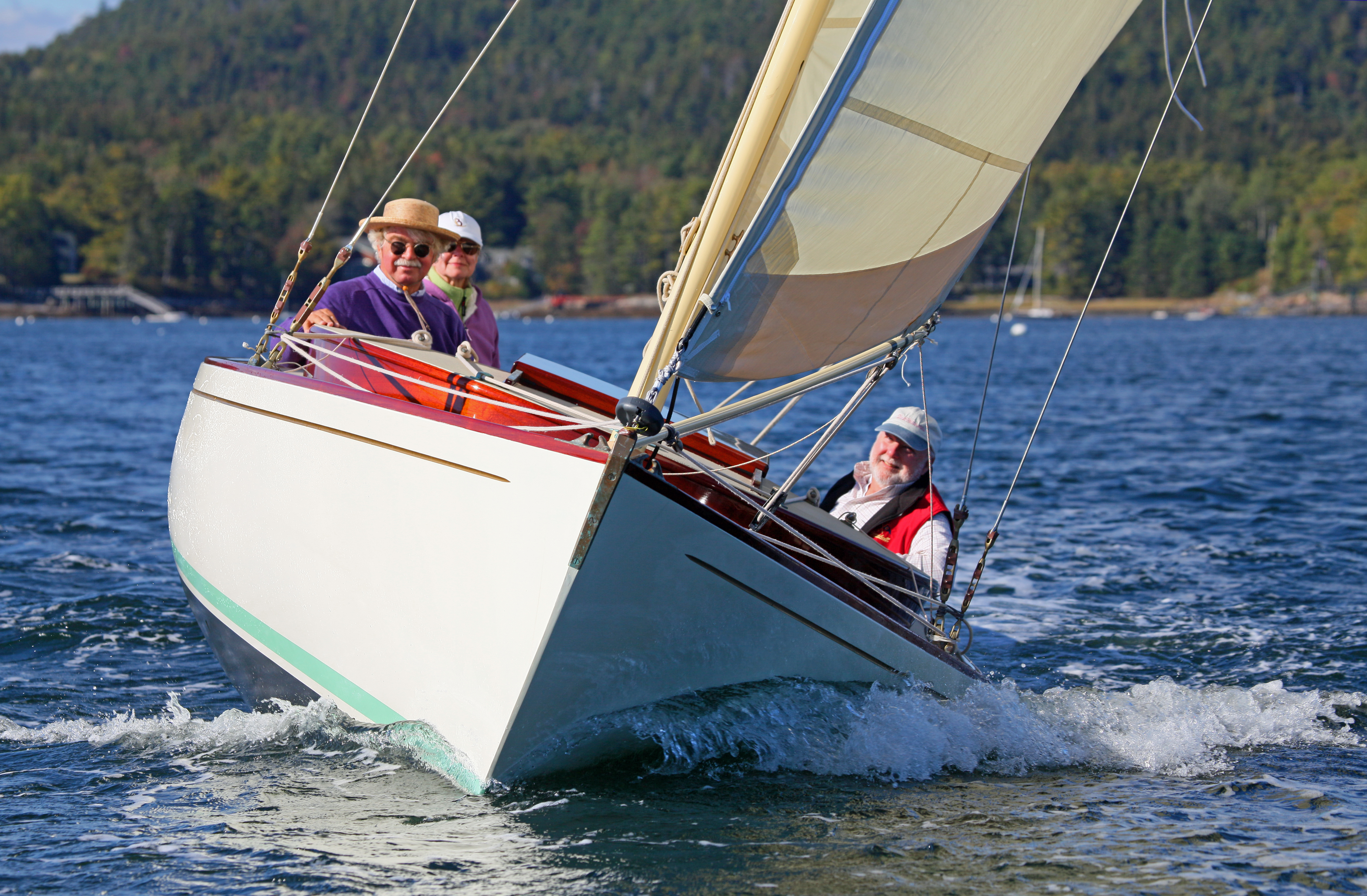 The View from the Helm » Blog Archive » YACHT CLUB TALKS