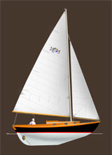 Paine 26 sailboat