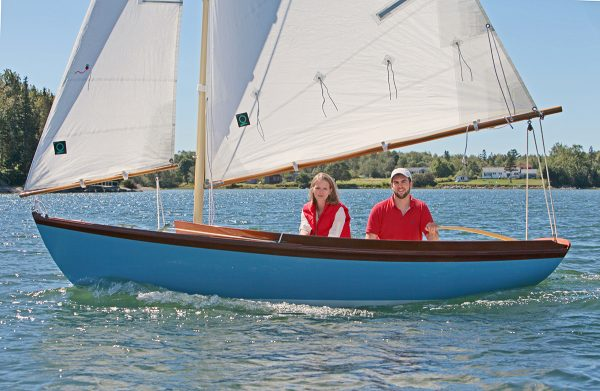 The Paine 14 – A Herreshoff – inspired daysailor – Chuck Paine Yacht