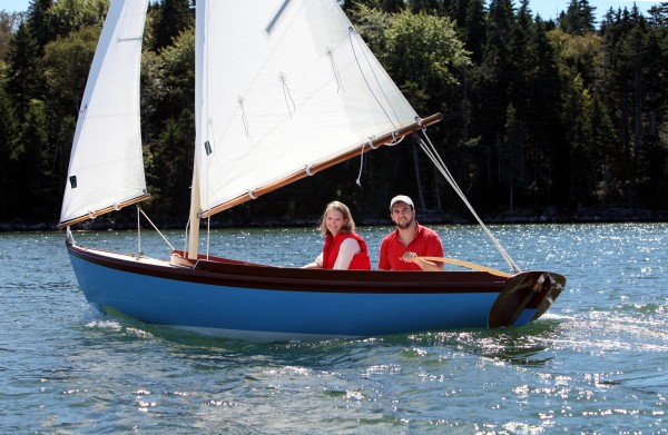 the loveliest sailboat you could ever own.