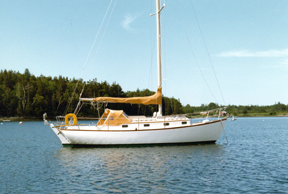 Build an ANNIE 2, and she'll be waiting for you every summer weekend.