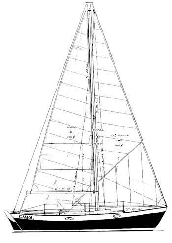 carolsailplan