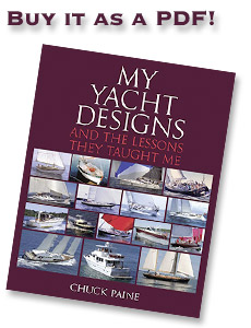 Buy Chuck Paine's book on Yacht Design as a PDF.