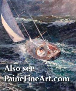 maine marine artist